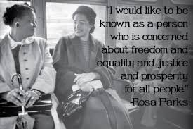 Rosa Parks Quotes Stunning Rosa Parks Montgomery Bus Boycott
