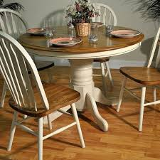 coronado antique white dining set. dining room incredible extending round oak table and chairs antique white pedestal coronado set