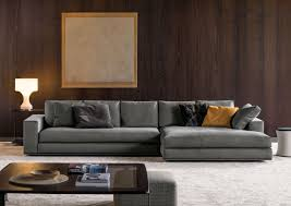 ... Beautiful Living Room Decoration With Minotti Huber Coffee Table :  Charming Living Room Decorating Ideas Using ...