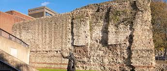 Wall London Wall English Heritage