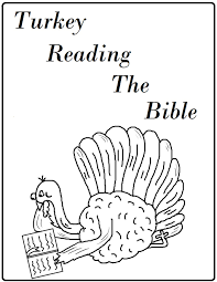 Small Picture Thanksgiving Coloring Pages For Sunday School chuckbuttcom