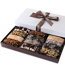 barnett s gourmet chocolate biscotti gift basket holiday him her cookie gifts prime