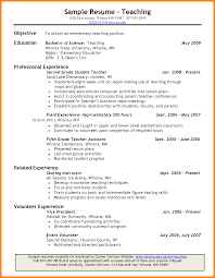 Education On Resume Listing Education On Resume Resume For Study 55