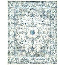 area rugs 7 x 9 gray and green rug distressed the home depot evoke grey ivory