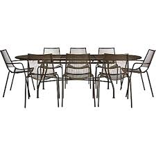 john lewis dining table the john mesh extending garden dining table and chairs set is a john lewis dining table