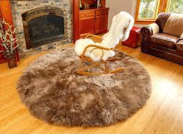 image of 4 round rug baby room