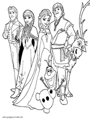 Small Picture Frozen Coloring Pages Inspiration Graphic Frozen Coloring Pages To