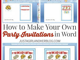 Make Your Own Printable Birthday Invitations Online Free Make A Birthday Invitation Online Free Printable Cards For