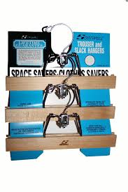 setwell trouser and slack hanger 3 pack made in usa by setco inc