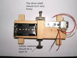 an actual car in progress should have the wires connected to the motor by now and the battery holder nailed on