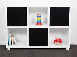 Pre Assembled Bedroom Furniture Mocka 6 Cube Storage Unit Storage Solution