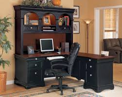 home office shaped. Full Size Of Architecture: Small Home Office Ideas With Black Wood L Shaped Cupboard And