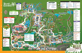 explore all of busch gardens tampa bay by viewing our park map