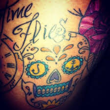 Time Flies - Tattoos and Tattoo Designs