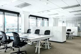 charming white office design. Modern Office Space Room Ideas Home Workspace Furniture Charming White Wall Paint Design H