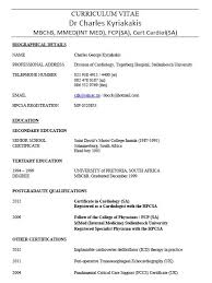 21 Free Cardiologist Doctor Resume Samples Sample Resumes