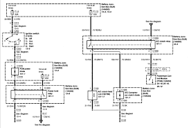 ford wiring diagrams understand cars and drive better ford wiring diagram