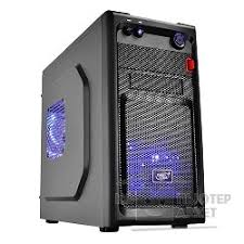 <b>Корпус Deepcool SMARTER</b> mATX/ mini-ITX, <b>Black</b>, без БП
