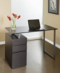 com unique furniture 220 esp writing desk with drawers espresso kitchen dining
