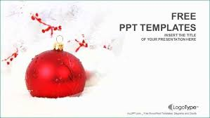 Free Christmas Templates For Powerpoint Qualified Christmas