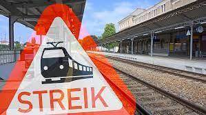 Daraufhin führte die gdl einen streik mit einer dauer von 42 stunden im güterverkehr vom 8. Wutend Und Frustriert Fur Gdl Lauft Bahnstreik Countdown N Tv De
