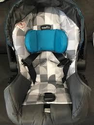 evenflo embrace 35 lbs infant car seat