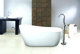 porcelain on steel bathtub porcelain tubs stand bathtub bathtubs idea stand alone bath tubs freestanding tub