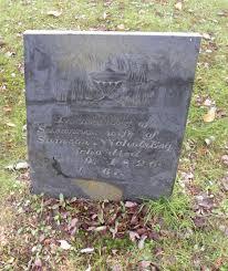Susanna Gleason Nichols (1753-1826) - Find A Grave Memorial