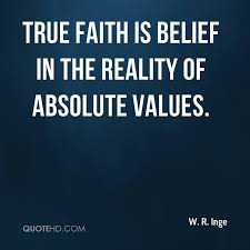 Quotes About Faith Fascinating W R Inge Faith Quotes QuoteHD