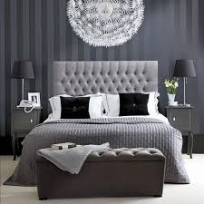 Grey Silver And Black Bedroom Ideas 2