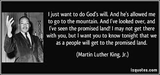 Martin Luther King Christian Quotes