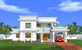 modern two y house designs front elevation for small houses