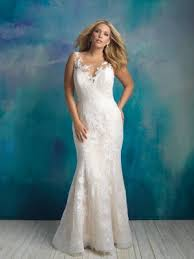 Shopping Tips For PlusSize Brides  HuffPostPlus Size Wedding Dress Styles