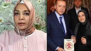 Eski AKP milletvekili aday adayı, yazar Hacer Haniç: Cumhurbaşkanımız, Hilal  Kaplan'a kıymet veriyorsa, önemsiyorsa nüfusuna alsın, evlat edinsin