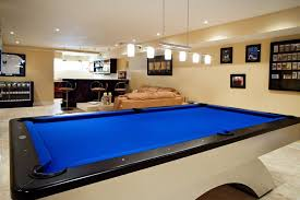 basement pool table. Perfect Basement Imposing Basement Pool Table And Other Modern Tables Contemporary With Wall  Mounted Photos B