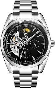 <b>TEVISE</b> Mens <b>Automatic</b> Wrist <b>Watch</b> Fashion Casual <b>Mechanical</b> ...