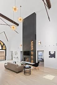 modern fireplace ideas wood burning fireplaces interior fireplaces