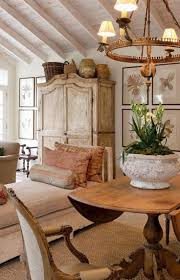 55 French Country Living Room Design Ideas