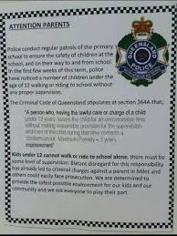 What The Law Says About Letting Your Child Walk To School On Their
