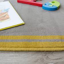 grey and yellow carpet canary yellow area rug playroom rugs ikea children s room mats