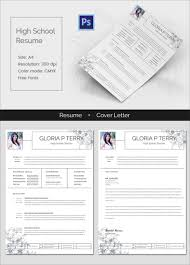 Cv Template Word Corol Lyfeline Co High School Resume 2010 Form