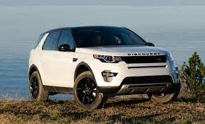 White Land Rover Discovery Land Rover Discovery Sport Land Rover Land Rover Discovery