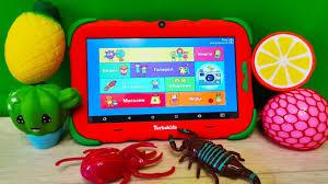 Детский <b>Планшет TurboKids S5</b> распаковка обзор - YouTube