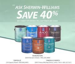 sherwin williams flyers