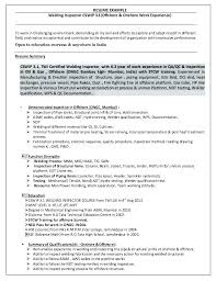 Qc Resume Sample Qa Qc Engineer Resume Sample – Promisedesign