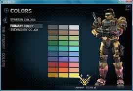 Small Picture Vanity Halo Reach Player Armor Image Generator Code Escape