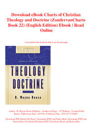 Download Ebook Charts Of Christian Theology And Doctrine