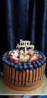 Jual Topper Cake Happy Anniversary Cake Topper Anniversary Hiasan