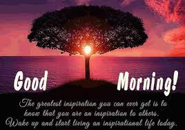 Good Morning Positive Quotes Mesmerizing 48 Best Ever Good Morning Gif Images And Animation