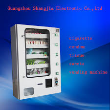 Wall Mounted Cigarette Vending Machine Simple China Small WallMounted Supplies Cigarette Condoms Vending Machine